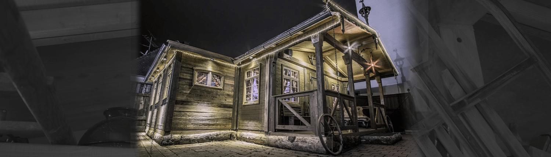 Almhüttenverleih, Maxl Hüttn bei Nacht
